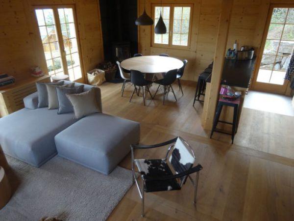 3-Zimmerwohnung im Chalet
